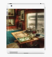 Artists Studio Nova Scotia iPad Case/Skin