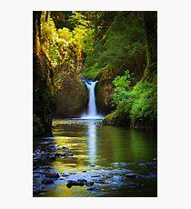 Punchbowl Falls Photographic Print