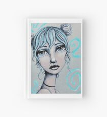 Space Buns for the Win Hardcover Journal