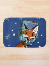 I am not a star fox BLUE Alfombra de baño