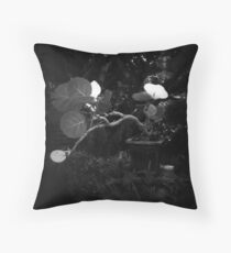 Seagrape Bonsai Throw Pillow