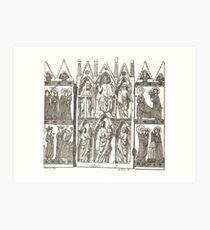 Adrien Allmer Catalogue Sommaire des Musées de la Ville de Lyon 1887 0032 Art Print