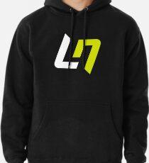 Lando Norris, F1 Fahrer LN 4 Helm Logo T-Shirt Hoodie