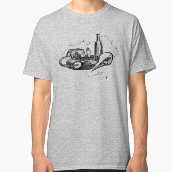 Station Still Life Classic T-Shirt