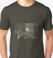 The bold Eurasian tree sparrow Slim Fit T-Shirt