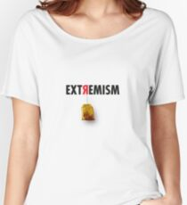EXTREMISM  Women's Relaxed Fit T-Shirt