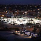 Denver Skate Park  by Caroline Pugh