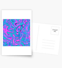 Abstraction Postcards