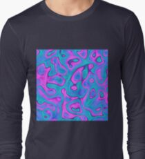 Abstraction Long Sleeve T-Shirt