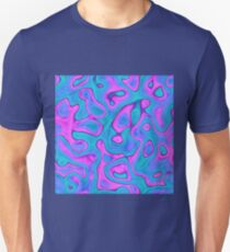 Abstraction Slim Fit T-Shirt