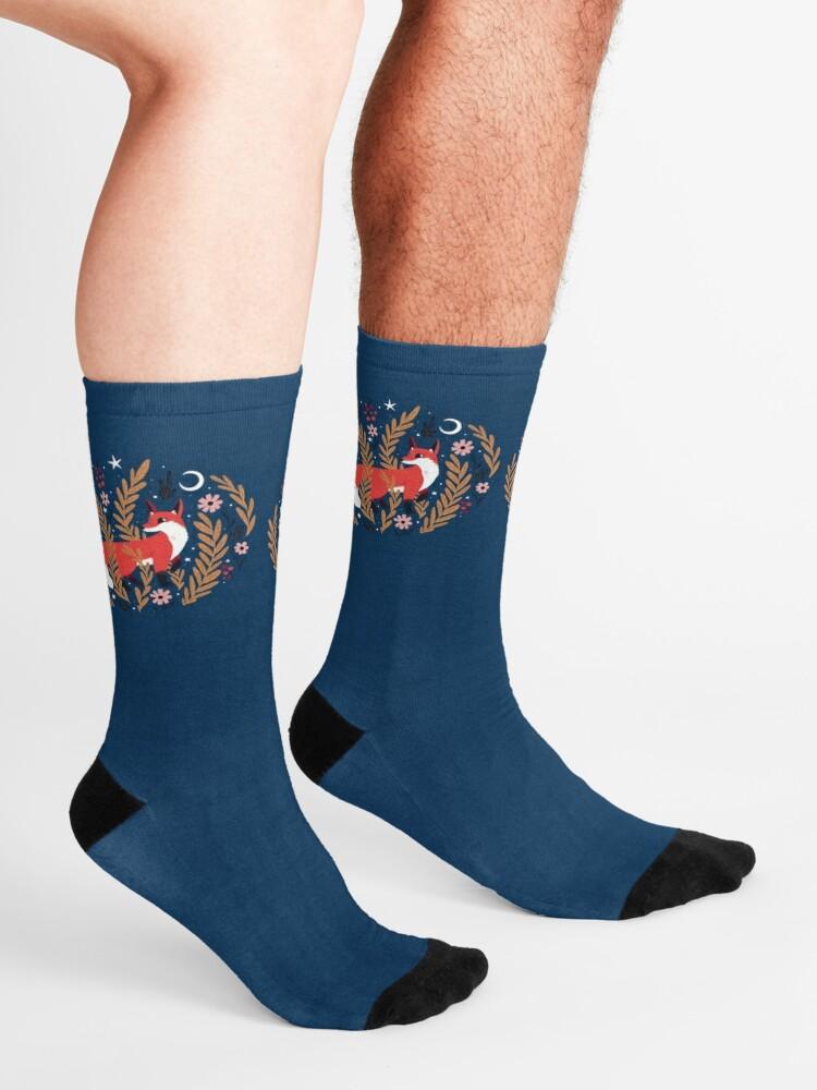 Alternate view of First snow Socks