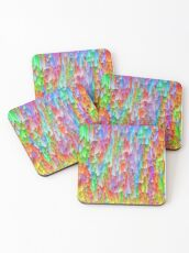 Abstraction Coasters