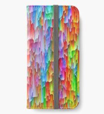 Abstraction iPhone Wallet/Case/Skin