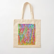 Abstraction Cotton Tote Bag