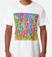 Abstraction Long T-Shirt