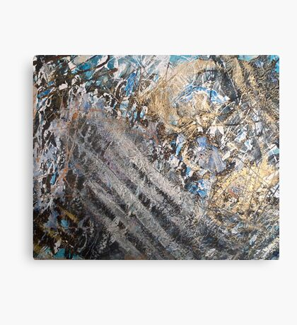 Abstract Of Light Canvas Print
