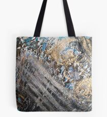 Abstract Of Light Tote Bag