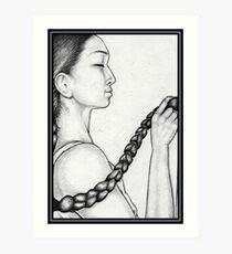 ~ Hiroko ~ Art Print
