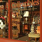 Eclectic Antiques and Collectibles by Anna Lisa Yoder