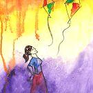 Kites by vinee
