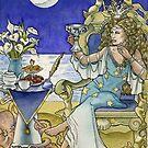 Queen of Cups by WinonaCookie
