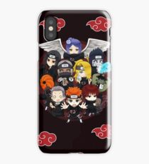 Chibi Akatsuki Samsung Case iPhone Case/Skin