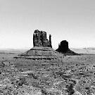 Monument Valley Buttes von MilitaryCandA