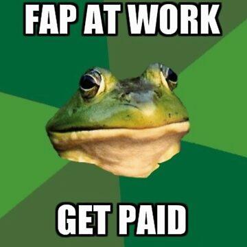 Bachelor Frog 4chan by BadSmile
