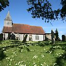 Church of St.James, Heyshot, West Sussex by dgbimages