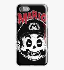 Mario Fiend iPhone Case/Skin