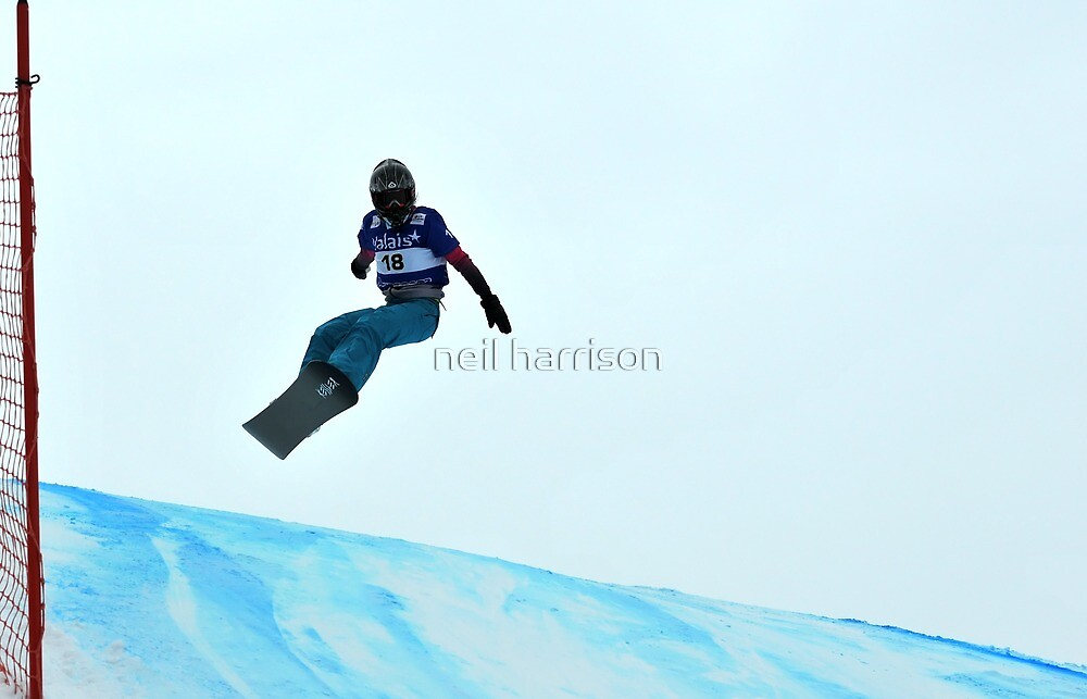 snowboard world cup by neil harrison