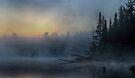 5am - Wilson Lake, Quebec by Jim Cumming