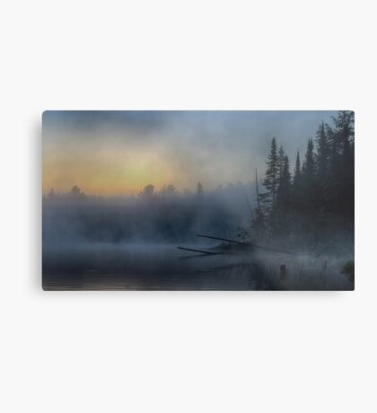 5am - Wilson Lake, Quebec Metal Print