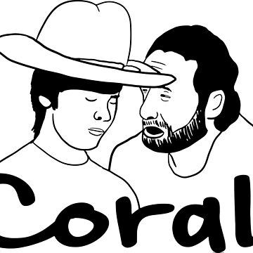 The Walking Dead- Coral by NPDesigns