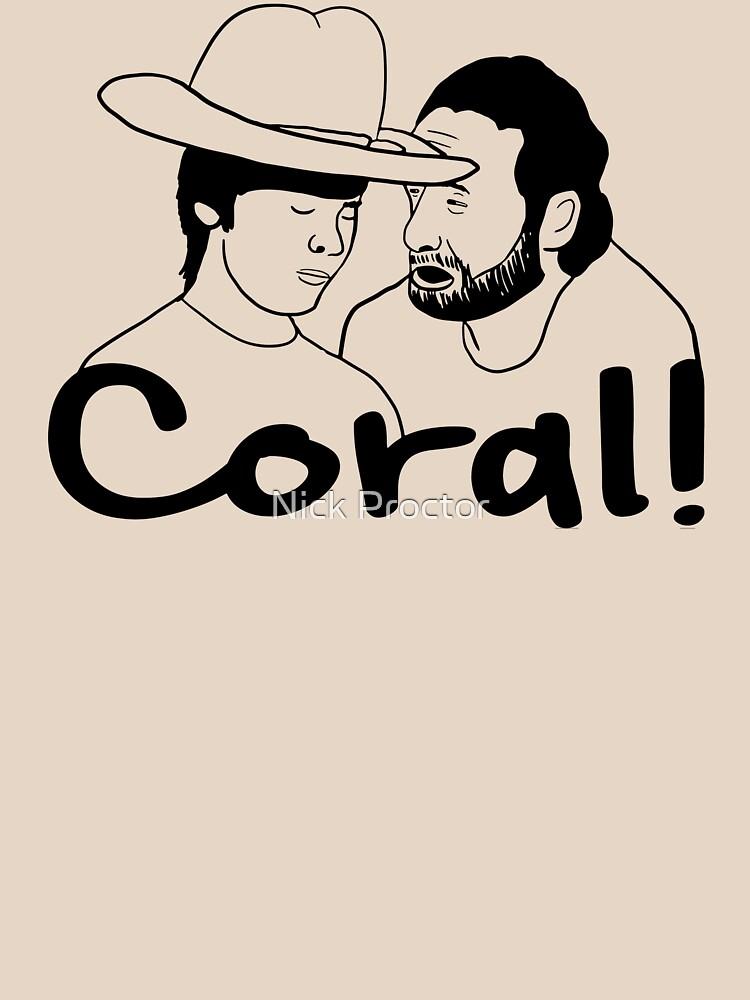Die gehende tote Koralle von NPDesigns