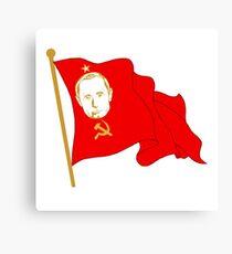 Putin Union Canvas Print