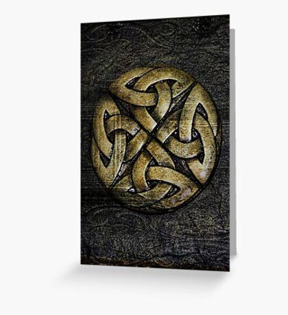 Celtic Dreamer Greeting Card