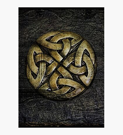 Celtic Dreamer Photographic Print