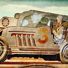 Wacky Racer by Peter Howes