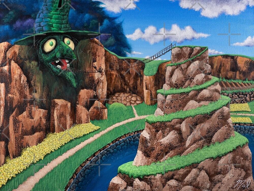 Spiral Mountain by MalMakes