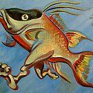 HogFish Run by Ellen Marcus