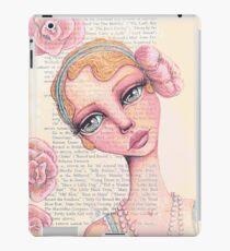 Flapper Girl iPad Case/Skin