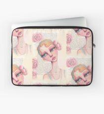 Flapper Girl Laptop Sleeve