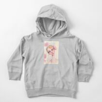 Flapper Girl Toddler Pullover Hoodie