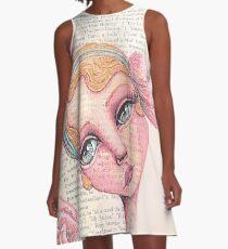 Flapper Girl A-Line Dress