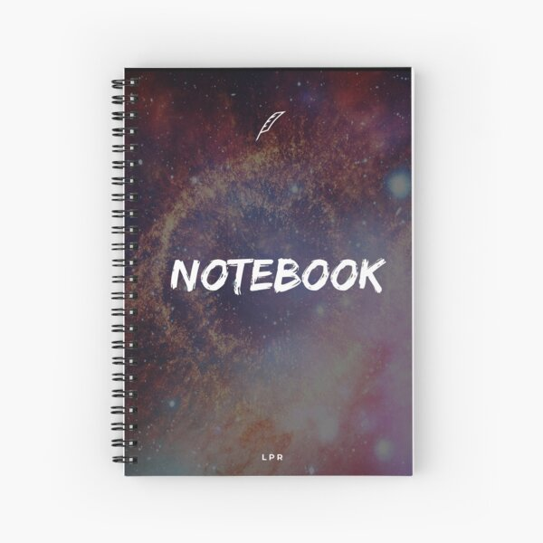 Notebook - Galaxie Cahier à spirale