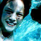 Mermaid - 2 by Margo Naude
