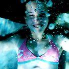 Mermaid - 3 by Margo Naude