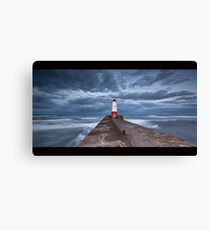 Berwick Lighthouse Canvas Print