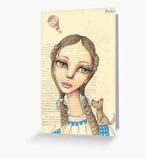 Sweet Dorothy Greeting Card